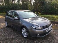 2012 VOLKSWAGEN GOLF 2.0 GT TDI 5d 138 BHP £8975.00