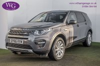 2016 LAND ROVER DISCOVERY SPORT 2.0 TD4 SE TECH 5d AUTO 180 BHP £23995.00