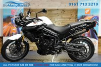 USED 2013 13 TRIUMPH TIGER TIGER 800 - Low miles