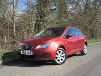 2010 SEAT IBIZA 1.4 ECOMOTIVE TDI 3d 79 BHP £1995.00