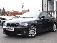 USED 2010 60 BMW 1 SERIES 2.0 120D M SPORT 2d 175 BHP