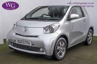 2013 TOYOTA IQ 1.0 VVT-I IQ2 3d 68 BHP £4795.00