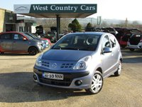 USED 2009 59 NISSAN PIXO 1.0 N-TEC 5d 67 BHP £20 For A Years Tax And 45+MPG