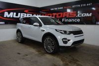 2016 LAND ROVER DISCOVERY SPORT 2.0 TD4 SE TECH AUTO 180 BHP *DETACHABLE TOWBAR* £SOLD