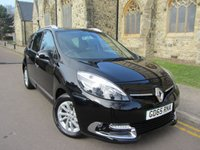 USED 2015 65 RENAULT GRAND SCENIC 1.5 DYNAMIQUE NAV DCI 5d AUTO 110 BHP + ONE OWNER + FULL HISTORY + SEVEN SEATS +