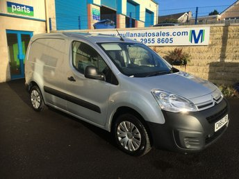 2016 CITROEN BERLINGO 1.6 625 ENTERPRISE L1 HDI 1d 74 BHP £7350.00