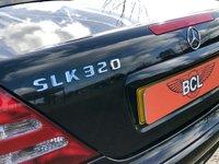 USED 2002 02 MERCEDES-BENZ SLK SLK320 V6 AUTO 218 BHP 2DR CONVERTIBLE +XENONS+AMG ALLOYS+RUST FREE