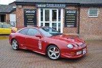 1995 TOYOTA CELICA 2.0 GT4 - IMPORT 3d 239 BHP £4995.00
