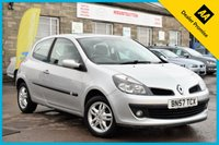 USED 2007 57 RENAULT CLIO 1.4 DYNAMIQUE 16V 3d 98 BHP