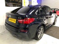 USED 2015 64 BMW X4 2.0 XDRIVE20D M SPORT 4d AUTO 188 BHP