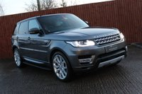 USED 2016 66 LAND ROVER RANGE ROVER SPORT SPORT TDV6 HSE AUTO