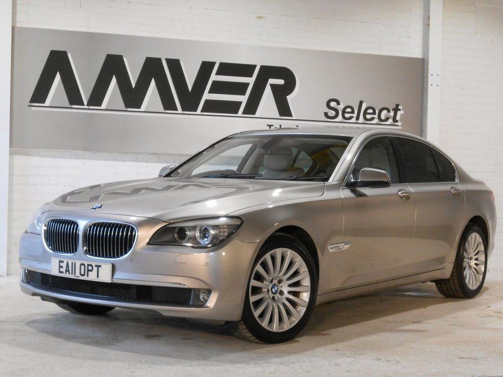 USED 2011 11 BMW 7 SERIES 3.0 730D SE 4d AUTO 242 BHP