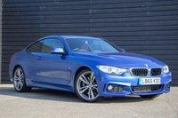 2015 BMW 4 SERIES 3.0 430D M SPORT 2d AUTO 255 BHP £20250.00