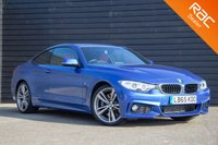 USED 2015 65 BMW 4 SERIES 3.0 430D M SPORT 2d AUTO 255 BHP £0 DEPOSIT BUY NOW PAY LATER - PRO NAV - HARMAN/KARDON