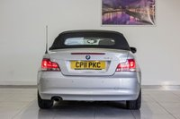 USED 2011 11 BMW 1 SERIES 2.0 118D SE 2d 143 BHP 1 SERIES CONVERTIBLE