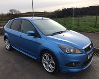 USED 2009 09 FORD FOCUS 1.8 ZETEC S S/S 5d 124 BHP 6 MONTHS PARTS+ LABOUR WARRANTY+AA COVER
