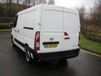 USED 2015 65 NISSAN NV400 2.3 DCI SE 125 BHP Van - NO VAT Air Con,43000 miles, Service Hisory