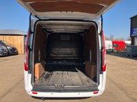 USED 2015 64 FORD TRANSIT CUSTOM 2.2 270 TREND L1 H1 SWB 125 BHP AIR CON