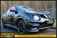 USED 2017 NISSAN JUKE NISMO RS DIG-T A ONE OWNER CAR WITH FULL NISSAN DEALER SERVICE HISTORY!!!