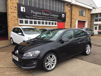 2016 VOLKSWAGEN GOLF 2.0 GT EDITION TDI BLUEMOTION TECHNOLOGY 5d 148 BHP £12795.00