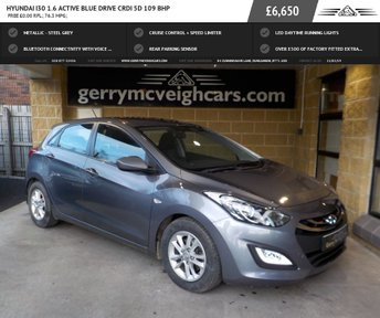 View our HYUNDAI I30