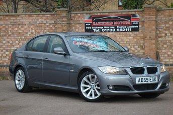 2009 BMW 3 SERIES 2.0 320D SE BUSINESS EDITION 4d AUTO 175 BHP £7990.00