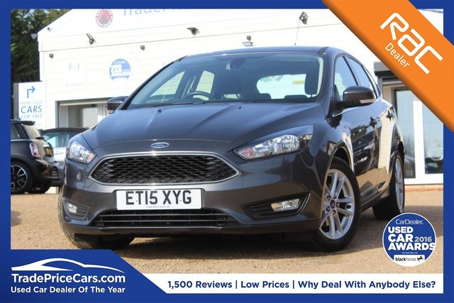 Used Ford Focus cars in Basildon, Ford Focus Basildon from