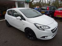 USED 2016 66 VAUXHALL CORSA 1.4 SRI ECOFLEX 5d 74 BHP Low Mileage, Serviced by ourselves, MOT until December 2019, Great fuel economy! Only £30 Road Tax! Very Low Insurance Group!