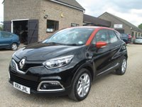 USED 2014 14 RENAULT CAPTUR 1.5 DYNAMIQUE MEDIANAV ENERGY DCI S/S 5d 90 BHP SATELLITE NAVIGATION - BLUETOOTH INTERFACE