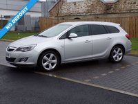 USED 2011 11 VAUXHALL ASTRA 1.6 SRI 5d 113 BHP Huge Boot Ideal for a Growing Family.....