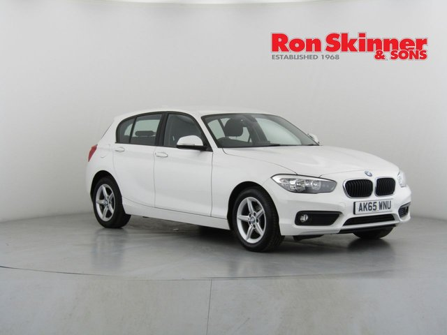 View our 2015 65 BMW 1 SERIES 1.5 118I SE 5d 134 BHP