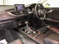 USED 2013 13 AUDI A7 4.0 TFSI Sportback 5dr Petrol S Tronic quattro (225 g/km, 444 bhp) +FULL SERVICE+WARRANTY+FINANCE