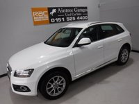 USED 2013 62 AUDI Q5 2.0 TDI QUATTRO SE 5d 141 BHP # BUY FOR ONLY 40 A W/K FINANCE