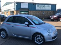 2011 FIAT 500 1.2 S 3d 69 BHP Sold By Us Once Before !!! £4295.00