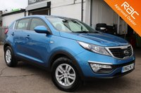 USED 2012 62 KIA SPORTAGE 1.7 CRDI 1 5d 114 BHP VIEW AND RESERVE ONLINE OR CALL 01527-853940 FOR MORE INFO.