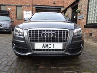 USED 2011 11 AUDI Q5 2.0 TFSI QUATTRO S LINE SPECIAL EDITION 5d 208 BHP (Now Sold)