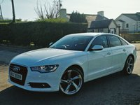 USED 2013 AUDI A6 SALOON 2.0 TDI  SE TECHNIK  4DR BUY NOW, PAY NOTHING FOR 2 MTH