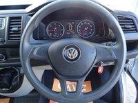 USED 2017 67 VOLKSWAGEN TRANSPORTER 2.0 T28 TDI P/V STARTLINE BMT 1d 101 BHP VW TRANSPORTER STARTLINE EURO 6 AIR CON