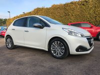 2017 PEUGEOT 208 1.6 BLUEHDI ALLURE 5d  LOW MILEAGE AND WITH A TEXTURED PAINT FINISH  £8000.00