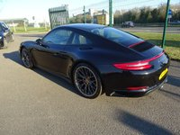 USED 2016 PORSCHE 911 3.0 CARRERA 4S PDK 2d AUTO 414 BHP PORSCHE 911 CARRERA 4S PDK COVERED 3400 MILES ONLY
