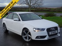 USED 2013 62 AUDI A4 2.0 TDI tech 136bhp
