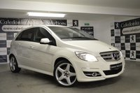 USED 2011 60 MERCEDES-BENZ B CLASS 2.0 B180 CDI SPORT 5d 109 BHP 2 FORMER KEEPERS with 12 MONTHS MOT & SERVICE HISTORY