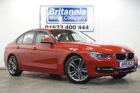 2015 BMW 3 SERIES 2.0 320D DIESEL SPORT HUGE SPEC LIST AUTOMATIC 181 BHP £13990.00