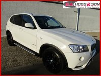 2011 BMW X3 2.0 XDRIVE 2.0d SE 5dr 181 BHP **NEW FACELIFT MODEL** £SOLD