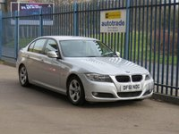 2012 BMW 3 SERIES 2.0 320D EFFICIENTDYNAMICS 4d 161 BHP £8500.00