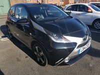 USED 2014 14 TOYOTA AYGO 1.0 VVT-I X-CLUSIV X-SHIFT 5d AUTO 69 BHP 9360 MILES FROM NEW!..CHEAP TO RUN , LOW CO2 EMISSIONS (97G/KM), £0 ROAD TAX AND EXCELLENT FUEL ECONOMY! GOOD SPECIFICATION INCLUDING CLIMATE CONTROL,USB CONNECTION, BLUETOOTH,DAB, MEDIA CONNECTIVITY, REVERSING CAMERA,ONLY 9360 MILES FROM NEW!