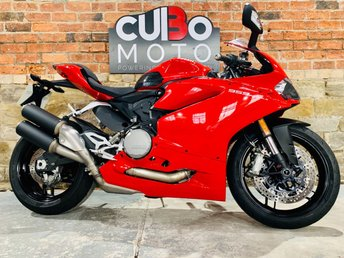 2016 DUCATI 959 PANIGALE ABS £10490.00