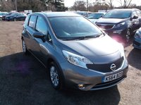 USED 2015 64 NISSAN NOTE 1.5 DCI ACENTA PREMIUM 5d 90 BHP **Very Nice Example -  Full History - Low  miles**