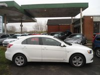 2011 MITSUBISHI LANCER 2.0 GS2 DI-D 5d 138 BHP ONE OWNER FROM NEW £2995.00