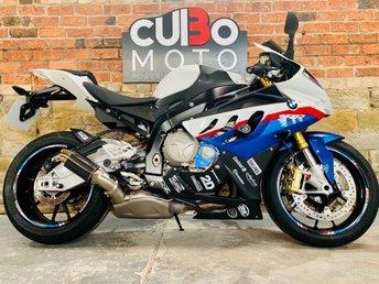 2011 BMW S1000RR Sport ABS DTC £8790.00